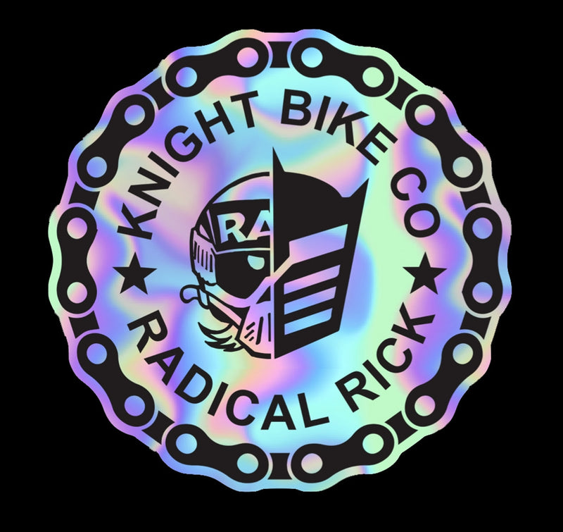 Knight Bike Co x Radical Rick Limited Edition T-Shirt