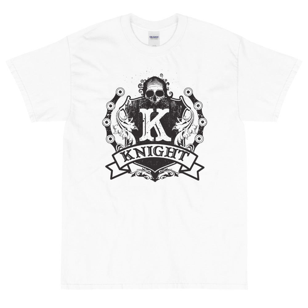 Knight Skull & Chain T-Shirt