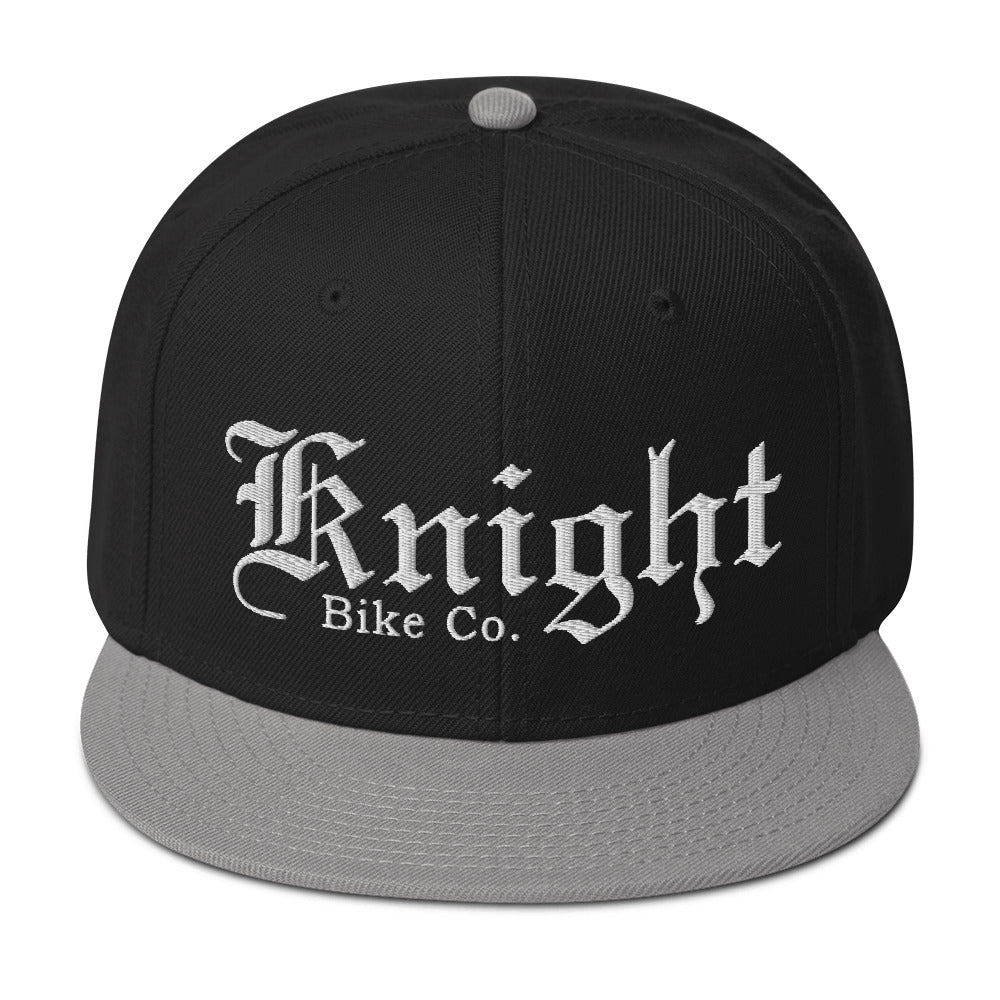 Knight Logo Snapback Hat