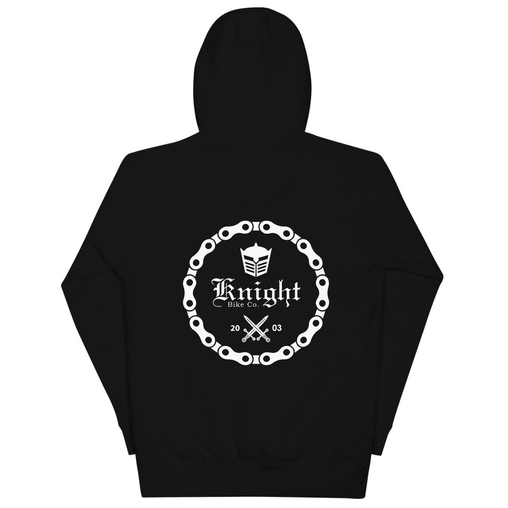 Knight Chain Circa 2003 Pullover Hoodie (Fitted)