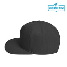 Load image into Gallery viewer, Flatbill Snapback