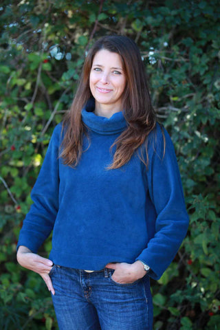 Kilnsey Short Plain Fleece Top in 7 Colours
