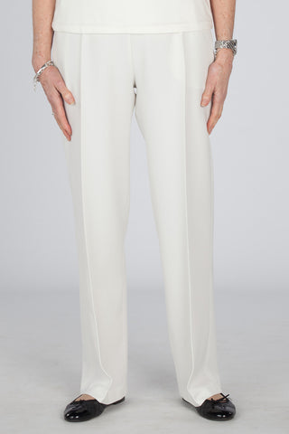 Cairo PVS Trousers in winter white
