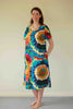 Kaleidoscope Island Dress in two colourways