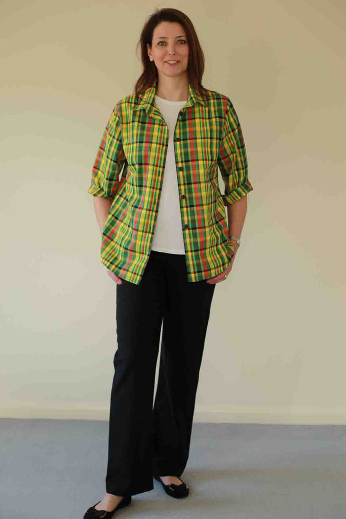 Calypso Checked Shirt in two colours