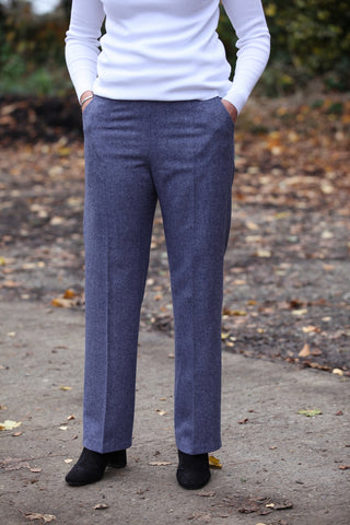 Braeburn Tweed Trousers in 2 colours