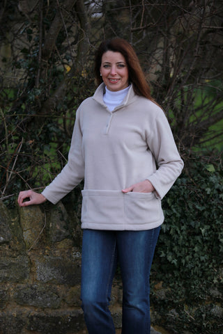 Coverdale Fleece Top in 8 colours