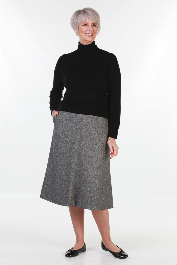 Bedale Donegal Skirt Size 14 only