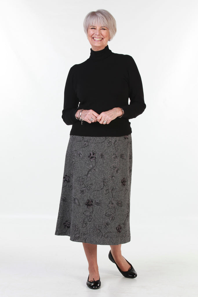 Emily A line skirt Size 14 only