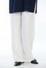 Como Crepe Trousers in Ivory