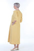 Island long Dress in Ochre Limited sizes