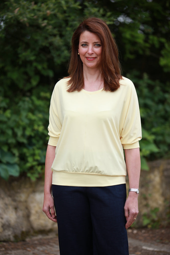 Capri Top in two colours