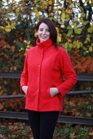 Sawley Fleece Jacket in 4 colours