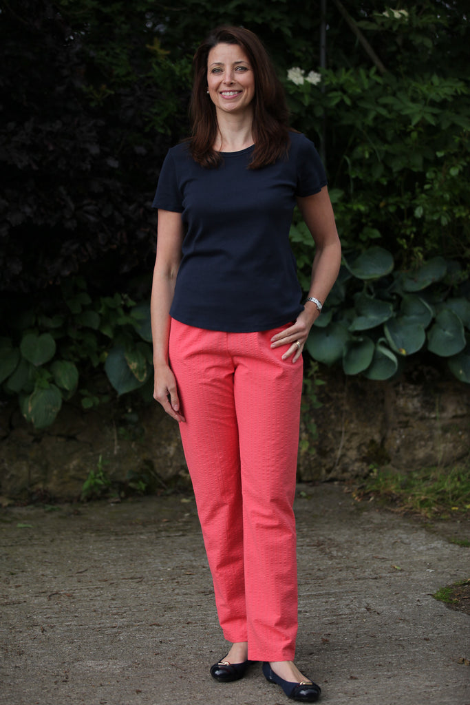 Calypso Plain Summer Trousers