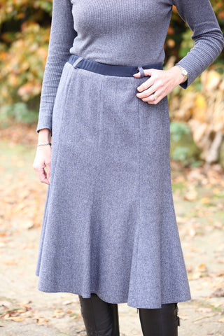 Braeburn Tweed Skirt in 2 colours