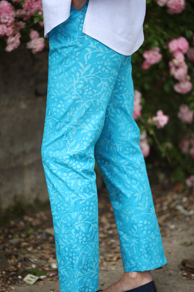 Cool Cotton Calypso - Turquoise