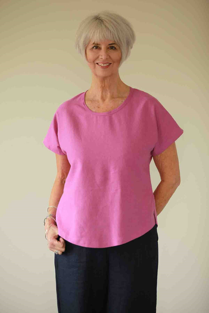 Selina Top in 5 colours