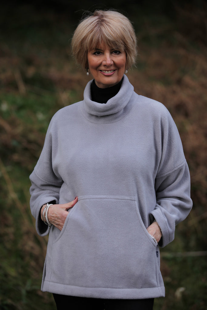 SALE  Rowan Fleece Top in odd sizes and colours