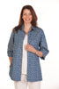 Chambray Long Shirt
