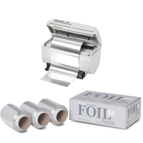 PROCARE® Bundle Cut & Fold 100 includes 3 x 100mm x 100m foil