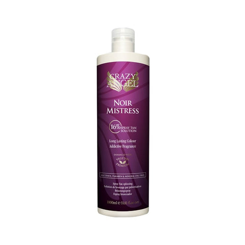 Crazy Angel Noir Mistress Spray Tan 16%