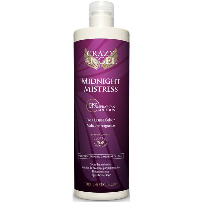 Crazy Angel Midnight Mistress Spray Tan 13%