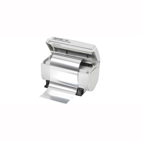 PROCARE® Cut & Fold Aluminium Foil Dispenser 100mm x 100m