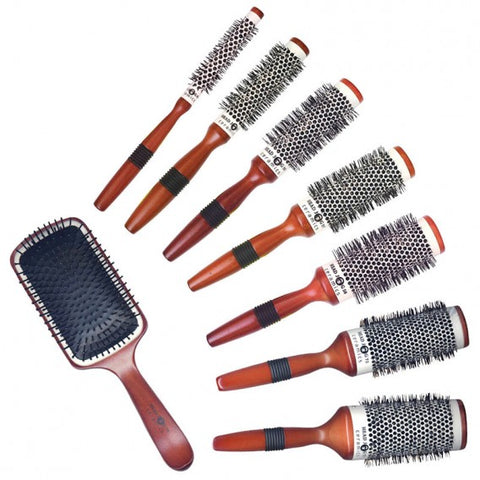 Head Jog Ceramic Radial Brushes