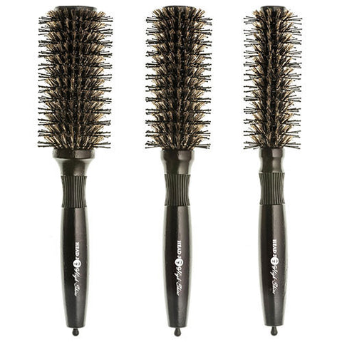 Head Jog High Shine Radial Brushes