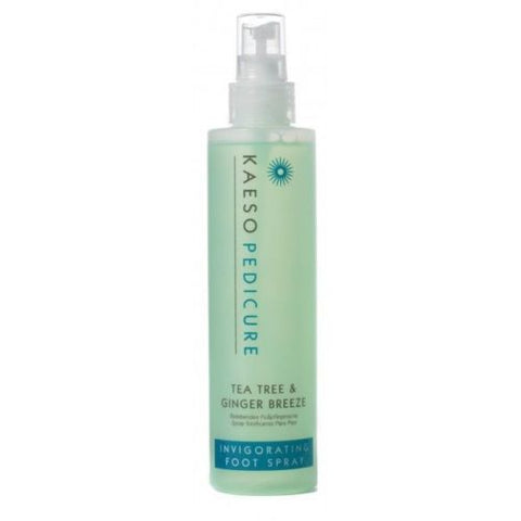 Kaeso Pedicure Tea Tree & Ginger Breeze Invigorating Spray
