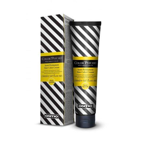Color Psycho Wild Yellow 150ml