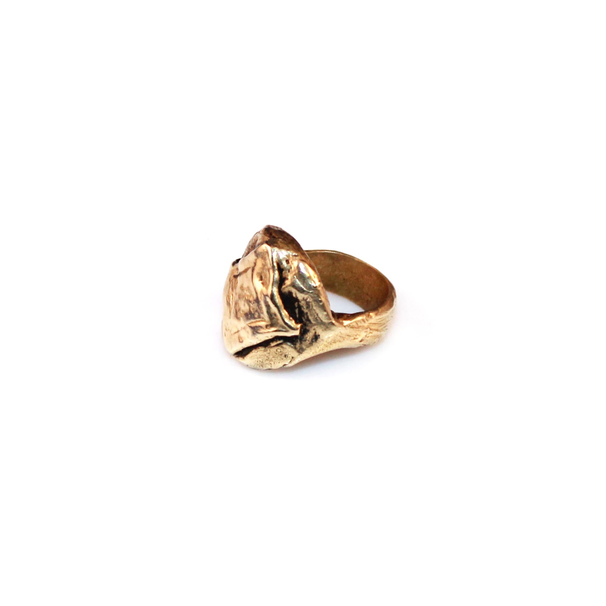 Hester Medallion Ring