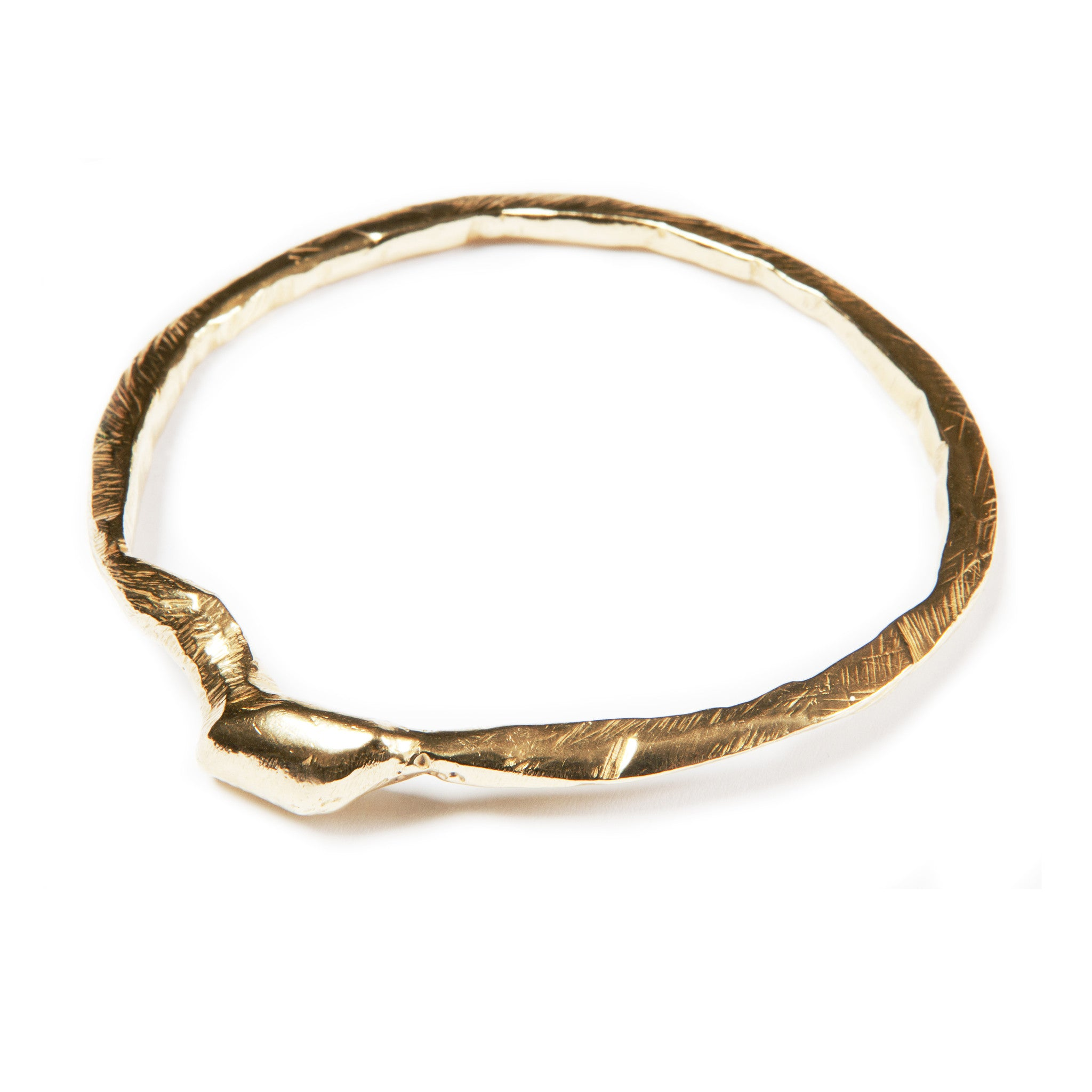 Gnarled Bangle