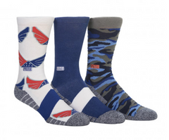 Volition Crew Cut Socks - 3 Pair Pack