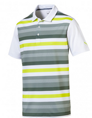 PUMA Turf Stripe Golf Polo
