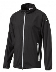 PUMA Full Zip Wind Golf Jacket