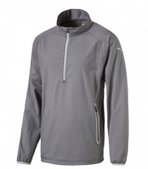 PUMA 1/2 Zip Wind Golf Jacket