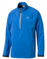 PUMA Long Sleeve Rain Golf Popover