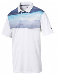 PUMA PWRCOOL Refraction Golf Polo