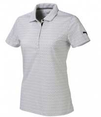 PUMA Women's Sunday Golf Polo