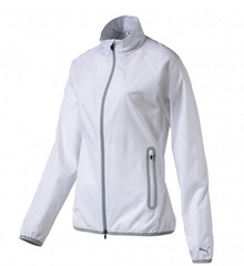 PUMA's Women's Full Zip Wind Golf Jacket
