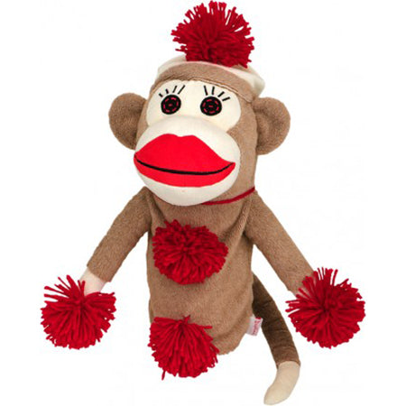 Monkey Made of Sockey