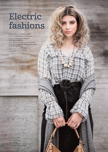 Wildtomato September Issue - Electric Fashions