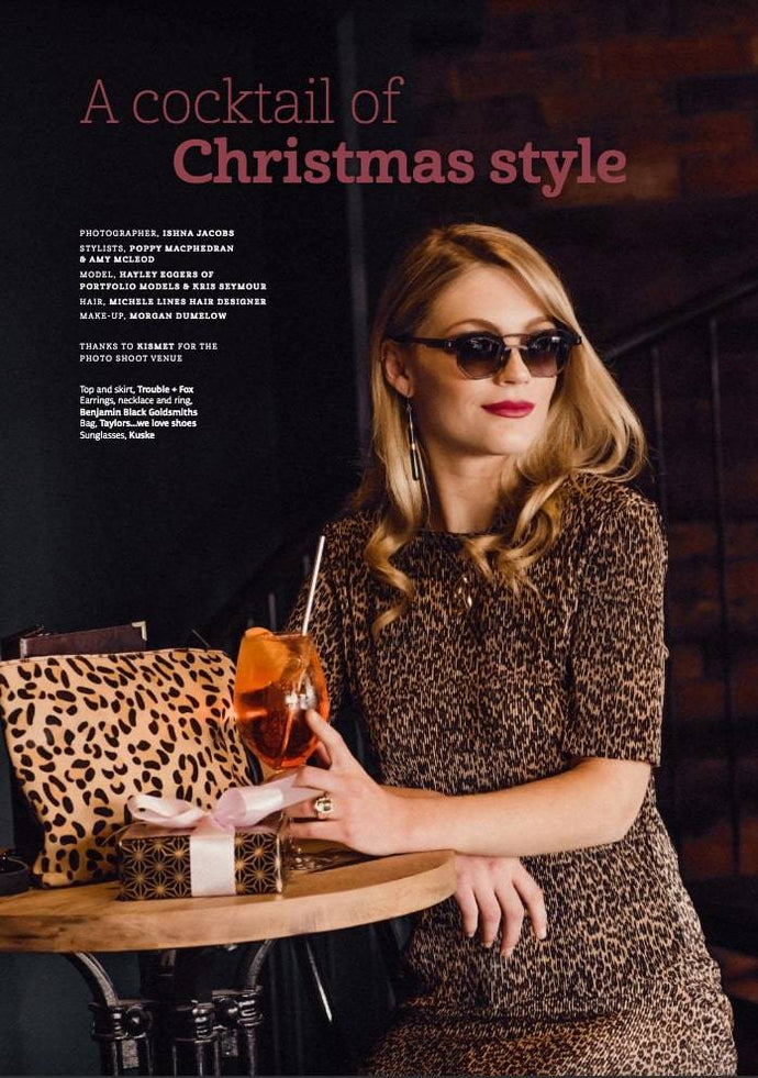 Wildtomato December Issue  - A Cocktail of Christmas Style