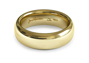 Yellow Gold Replica Ring