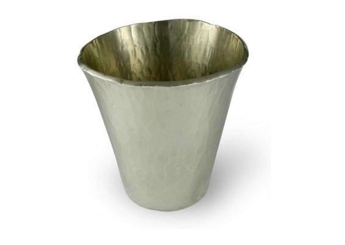Hand Forged Pure Silver Cup   - Jens Hansen