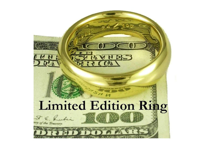 Limited Edition - The Dark Lord's Ring   - Jens Hansen