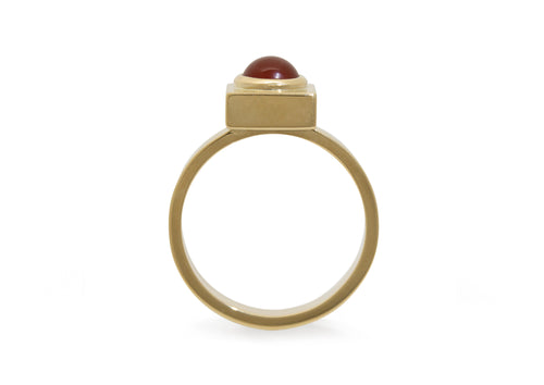 2020 Legacy Torv Ring, Yellow Gold