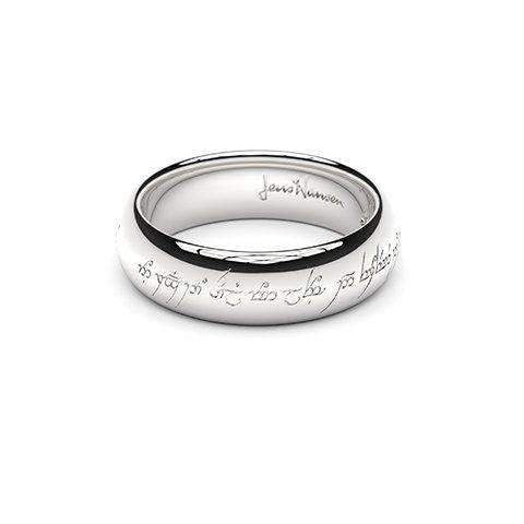 Little replica Ring, Palladium