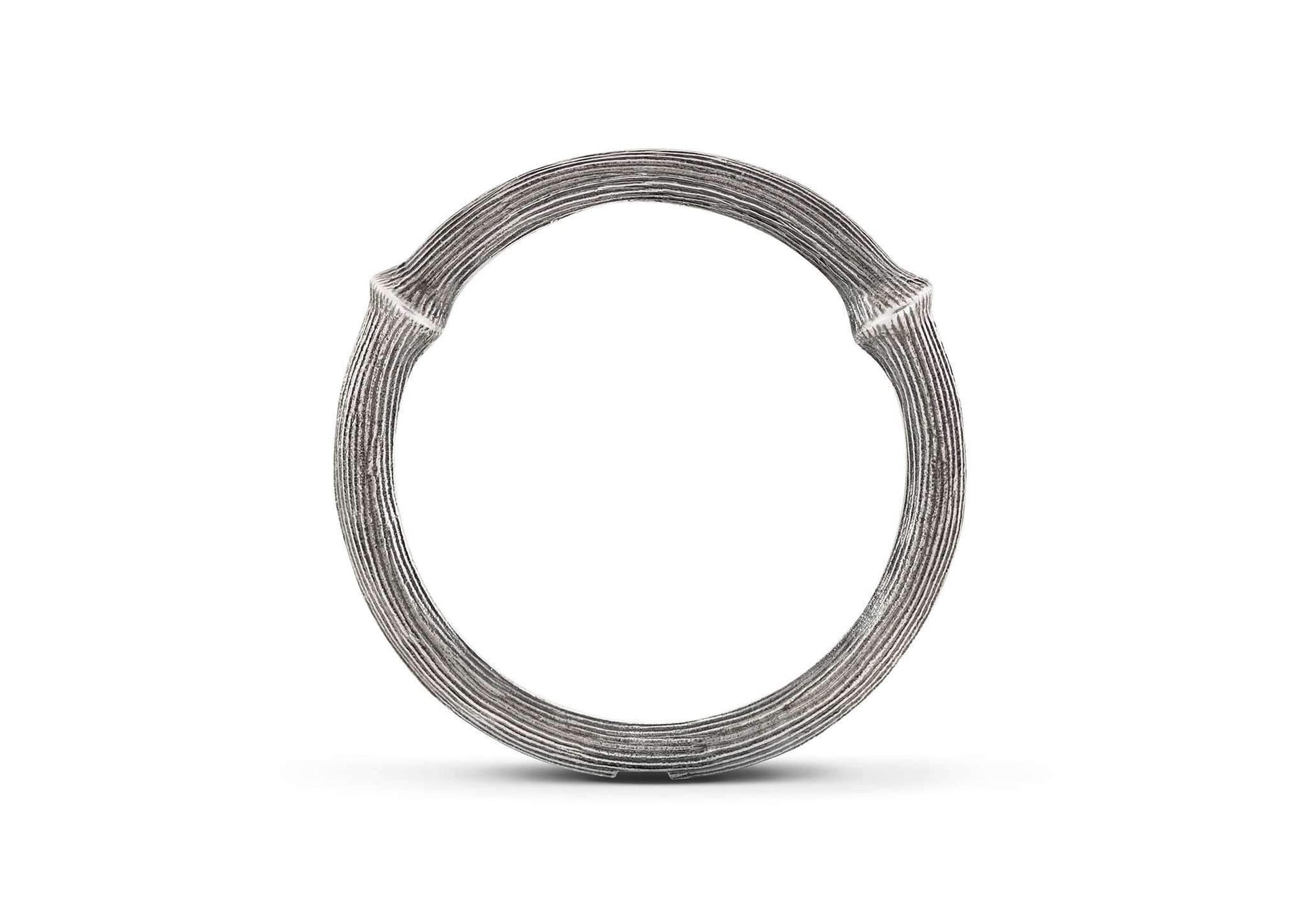 Nature Ring no.2, Sterling Silver